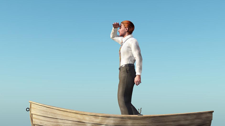 povode a podnikatel na lodicce