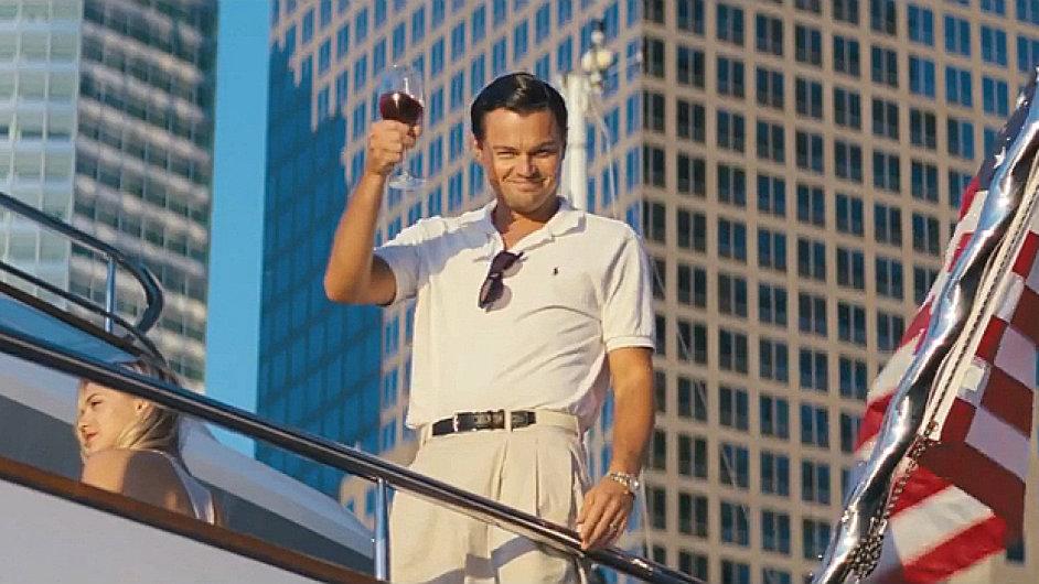 Leonardo DiCaprio, Wolf of Wall Street
