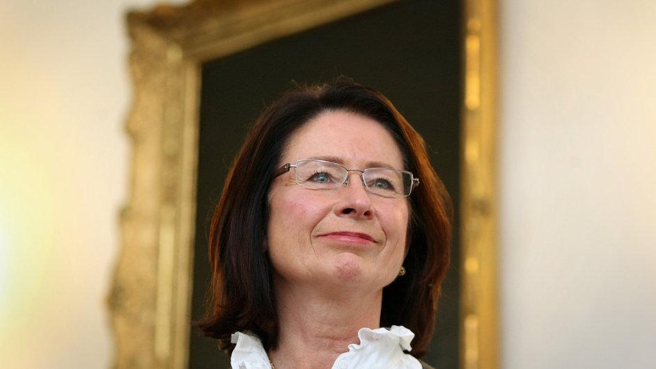Miroslava Němcová v roce 2012