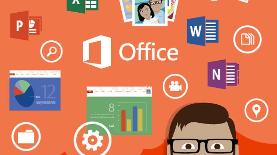 Mobilní MS Office
