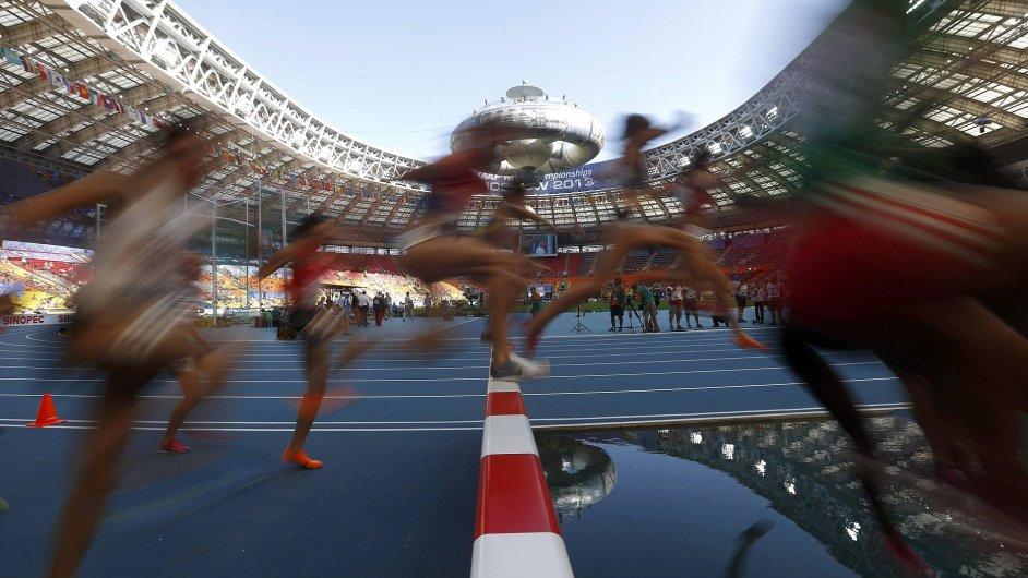 Nejlepší snímky z Mistrovství světa v atletice