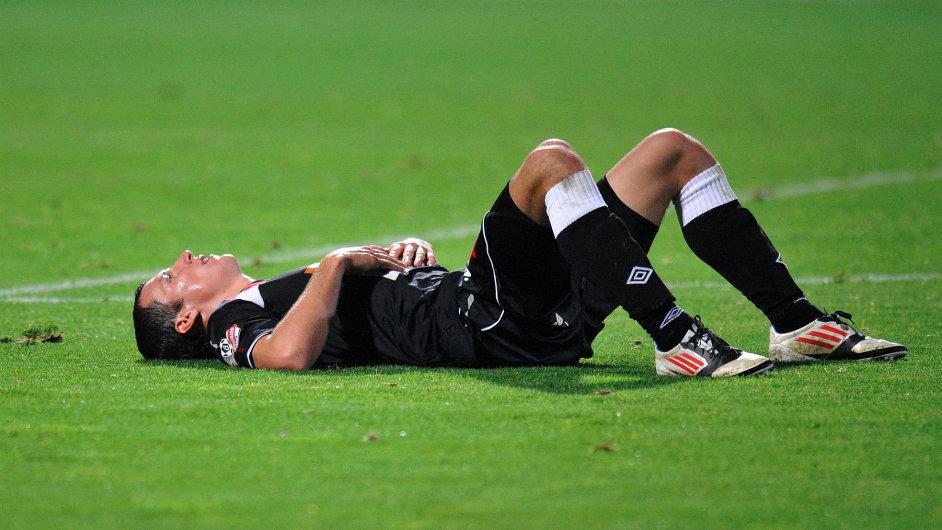 Slavia prohrála v Jablonci a je předposlední