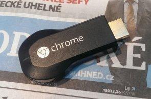 Chromecast bude užitečnější, přehrajete přes něj Stream.cz a obsah z dalších českých aplikací