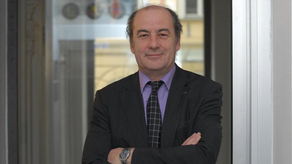 Michel Fleischmann, prezident mediální skupiny Lagardere Active ČR