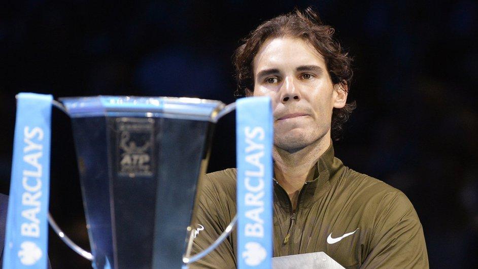Rafael Nadal neuspěl na Turnaji mistrů. Povede se mu lépe v Praze při pokeru?