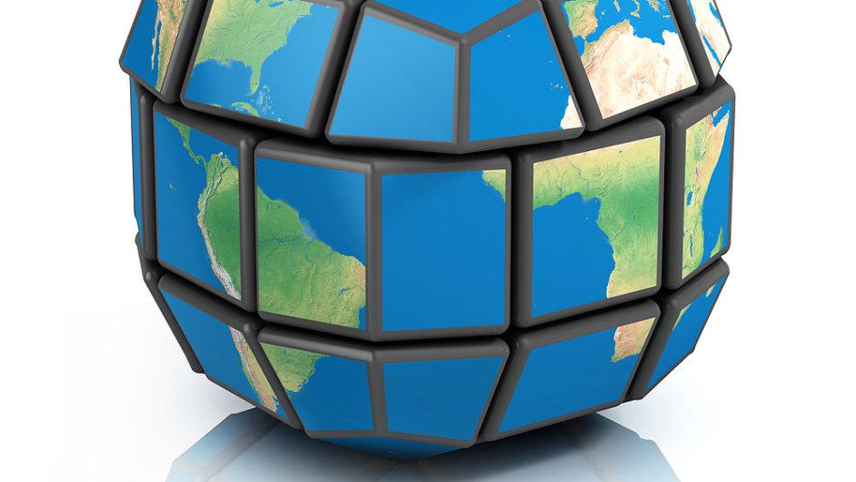 Globální ekonomika, ilustrační foto