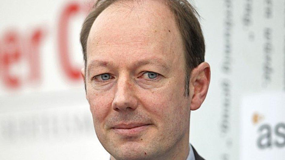 Martin Sonneborn, předseda německé Strany