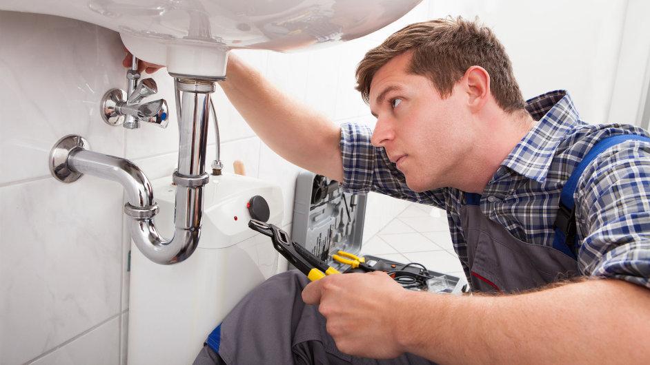 Opravář, ilustrační foto