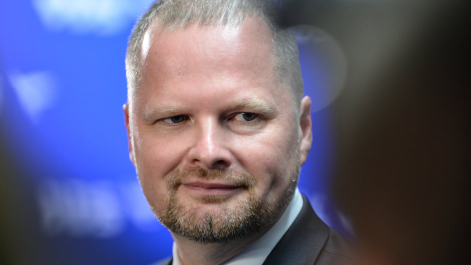 Petr Fiala, šéf ODS