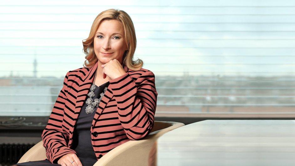 Renata Mrázová se přesouvá do centrály NN Group.