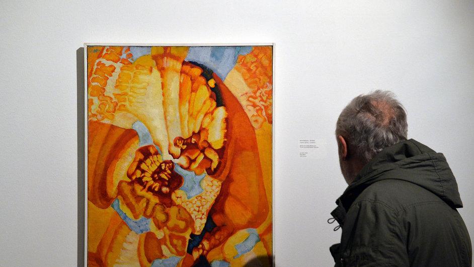 Snímky z výstavy v Museu Kampa