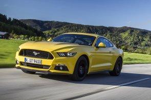 Nový Ford Mustang ještě ani nepřijel do Česka a už je skoro vyprodaný