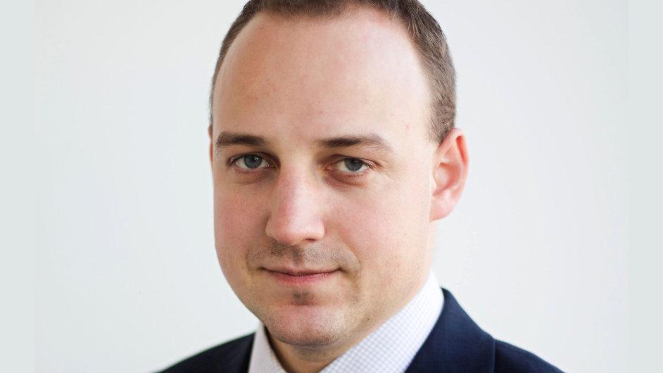 Martin Baláž, ředitel pro výstavbu a pronájem pro Českou republiku a Slovensko společnosti Prologis
