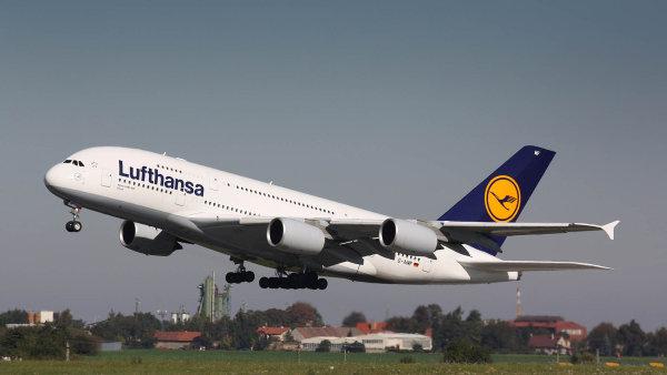 Lufthansa kupuje velkou část insolventních aerolinek Air Berlin