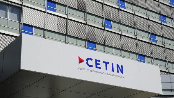Vodafone podává na Cetin podnět k antimonopolnímu úřadu - Ilustrační foto.