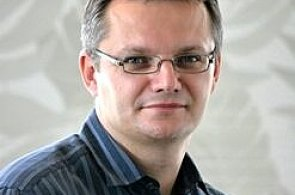 Dalibor Komárek, manažer Aqualandu Moravia
