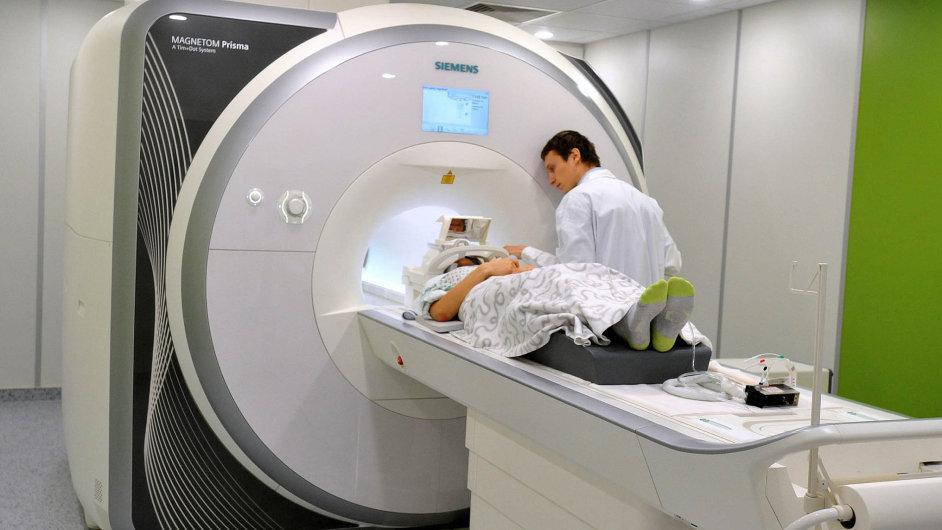 Ceny, za které různé nemocnice nakupují tomografy, se mohou lišit až o miliony korun - Ilustrační foto.