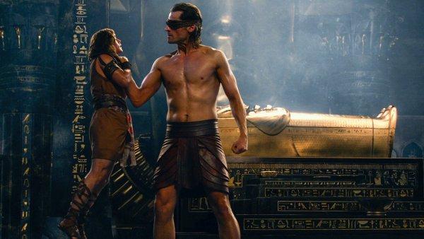 Film Bohové Egypta od čtvrtka promítají také česká kina.