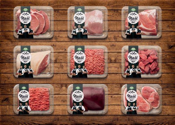 Kaufland - nové balení masa
