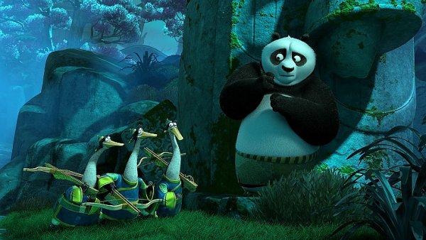 Kung Fu Panda 3 se v �esk�ch kinech hraje od 17. b�ezna.