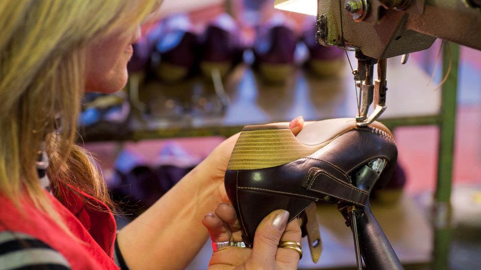 Výroba bot naZnojemsku skončila. Firma Popro zProsiměřic propustila všechny své zaměstnance.