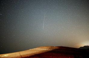 Slzy svat�ho Vav�ince tradi�n� o�ivily srpnovou no�n� oblohu. Fanou�ci astronomie mohli pozorovat roj Perseid