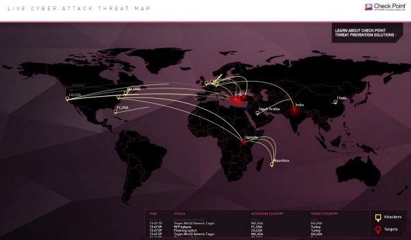 threatcloud map