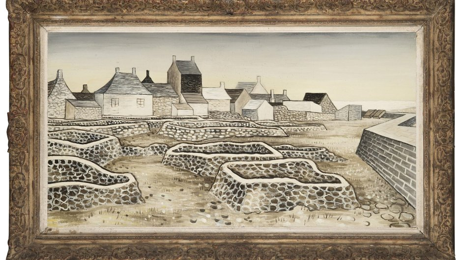 Jan Zrzavý: Pole na Ile de Sein II