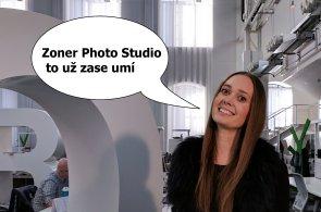 Zoner drží sliby, vylepšené Photo Studio X nabízí spoustu novinek a dobře se prodává