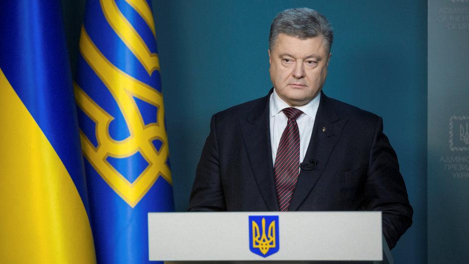 Petro Porošenko, Ukrajina.