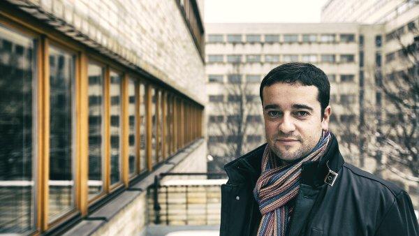 Pavel Březina, předseda představenstva COOP.