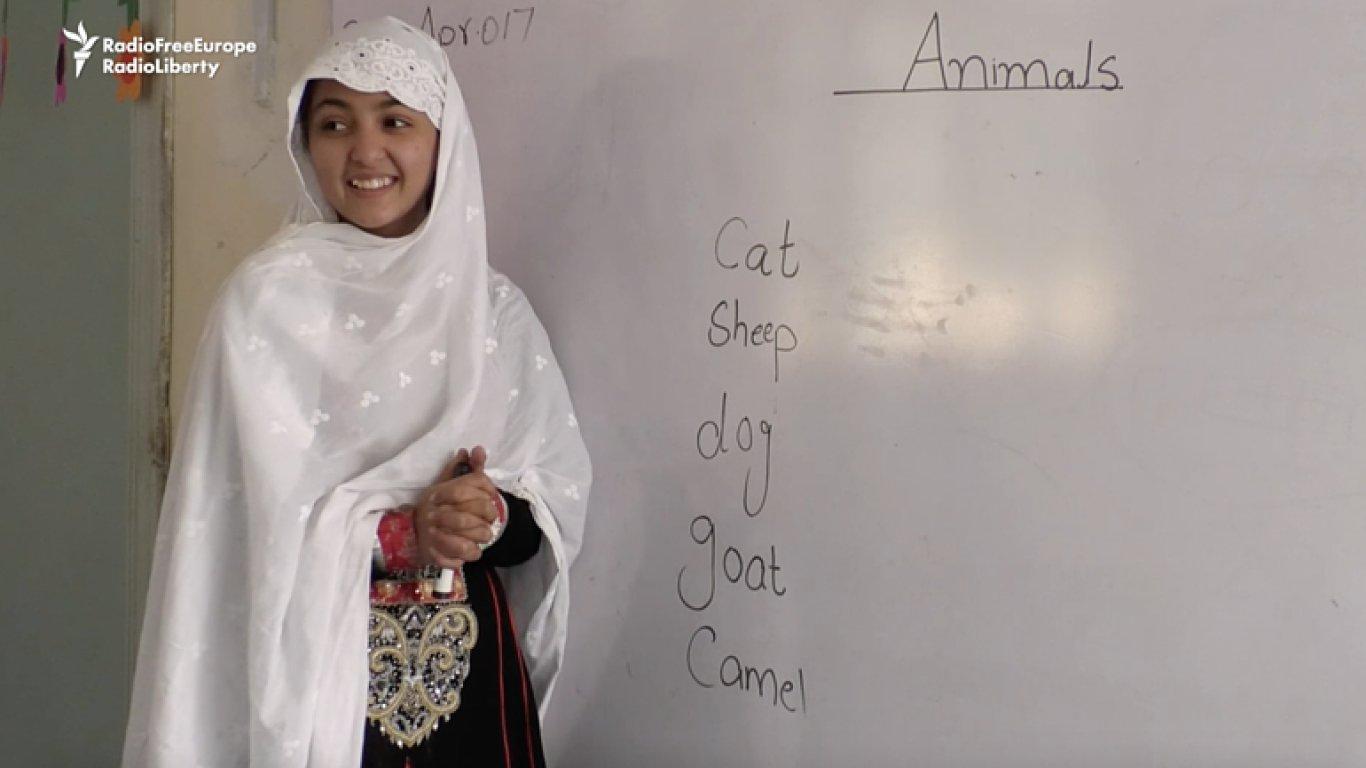 Mladá Pákistánka Tahira od dětství snila o práci s počítači.