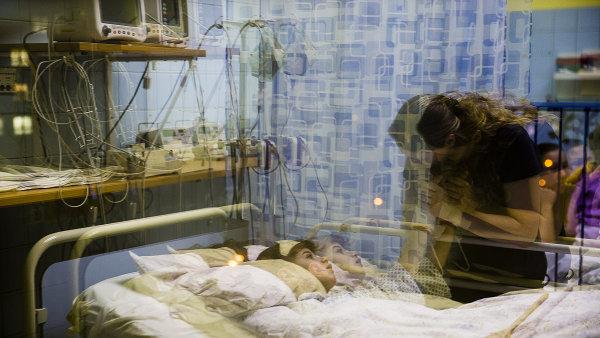 Paliativní péče- ilustrační foto