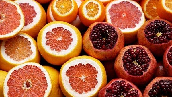 Citrusy určené ke zpracování, ilustrační foto