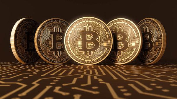 Bitcoin se za necelé dva dny propadl už o více než 1000 dolarů - Ilustrační foto.