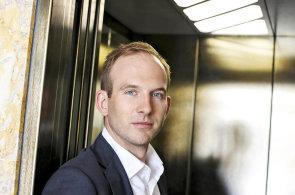 Uspěl při hledání investorů: Podle zakladatele a většinového vlastníka firmy Investiční aukce Adama Šoukala je potenciál českého trhu s pohledávkami obrovský.