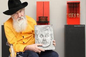 Z nenávratna na výstavu. Pražská galerie Arthouse Hejtmánek objevuje dílo sochaře Milana Beránka