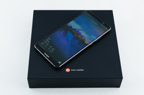 První dojmy: Huawei Mate 10 Pro je trefa do černého, výborně fotí, je rychlý a hezký, ale...