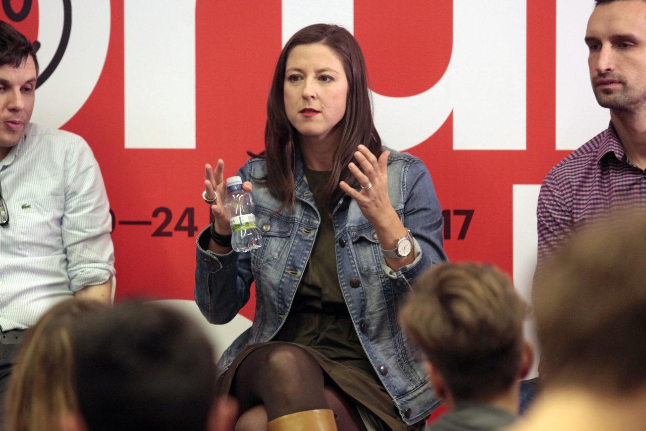 Šéfka agentury Nydrle Pavla Nýdrle popsala, jak se startupy promýšlejí strategie v malých think-tancích, ve kterých se snaží celkově podívat na to, čeho chce mladá firma dosáhnout a najít její konkurenční výhody.
