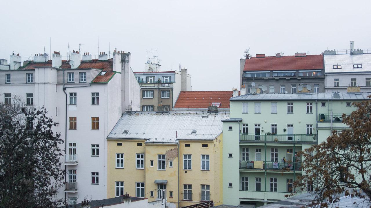 Podle analýzy se do bytové nouze každý rok dostává 11 700 domácností - Ilustrační foto.