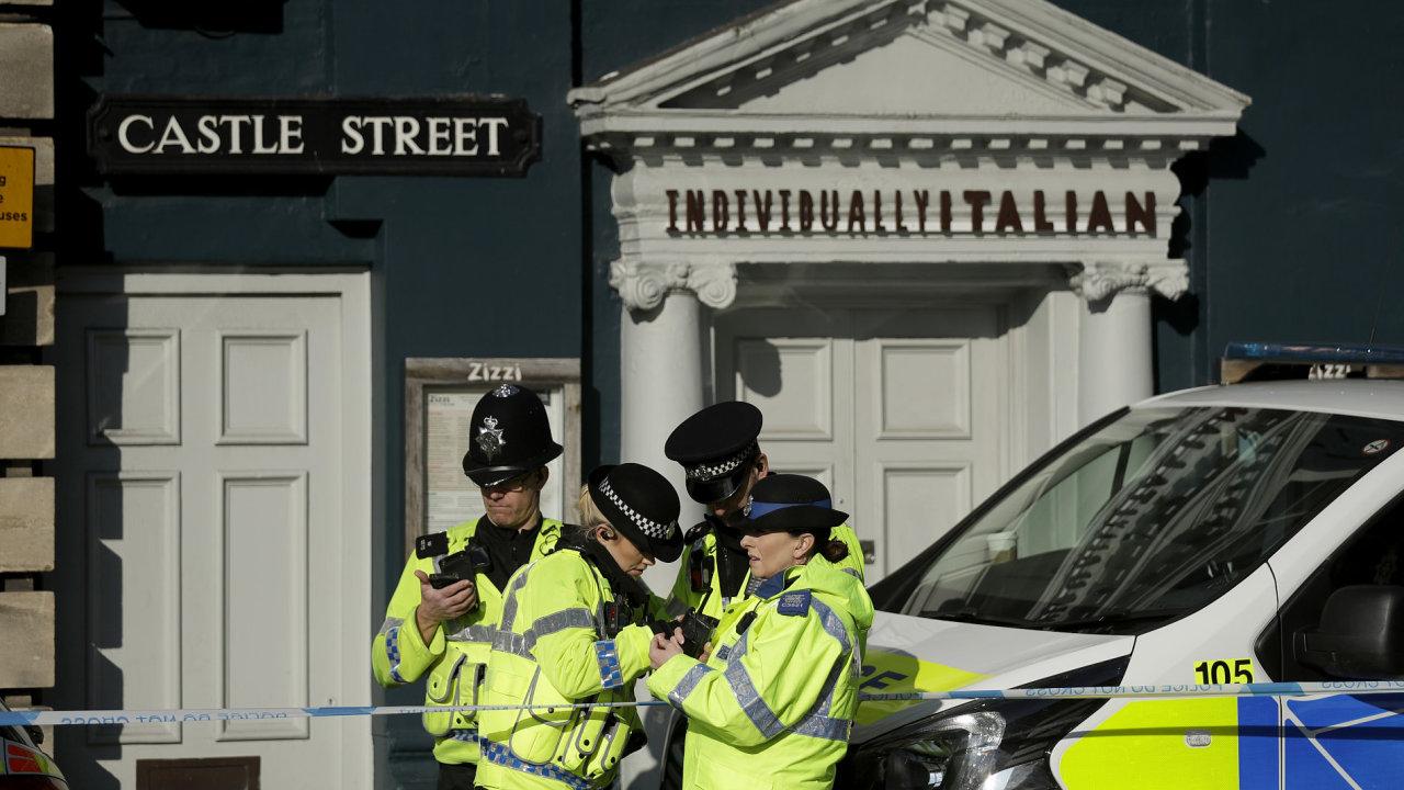 Britskému poslanci Tomu Tugendhatovi se útok nervovým plynem na bývalého ruského agenta jeví jako