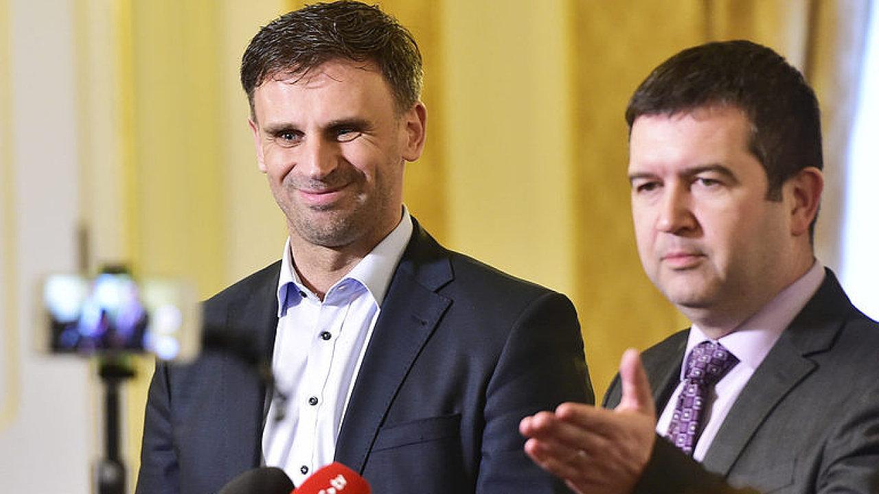 Hamáček: Společná vláda nebude privatizovat veřejné služby, chceme jasné garance nezávislosti ČT