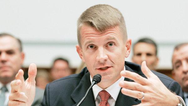 Zakladatel soukromé armádyErik Princepředložil americké administrativě vlastní plán navyřešení afghánského konfliktu.