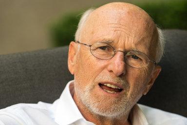 Dirk Rossmann, zakladatel sítě drogerií