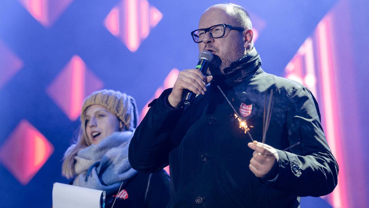Pawel Adamowicz.