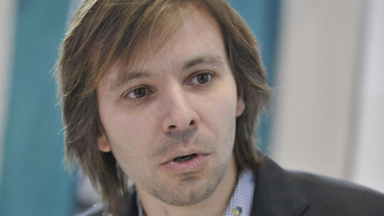 Marcel Kolaja obsadí první místo na kandidátce pirátů do Evropského parlamentu.