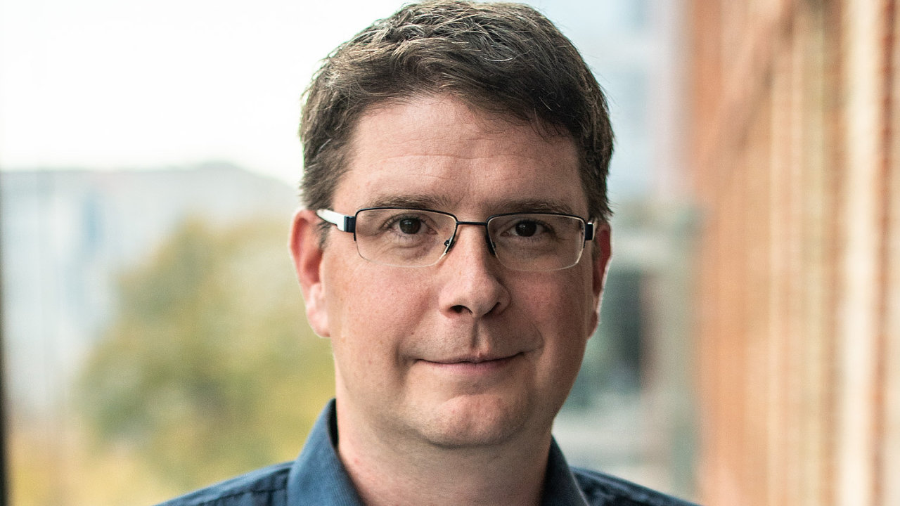 Mikuláš Procházka, marketingový ředitel společnosti Etnetera