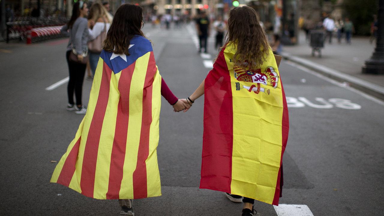 Volby, Katalánsko