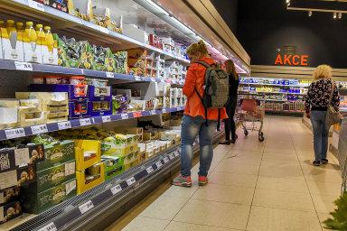 Domácí ekonomika je podporována zejména spotřebou domácností. Ilustrační foto.