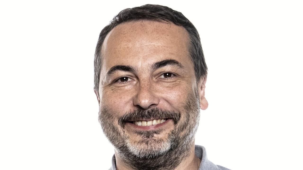 Robert Štefl, člen dozorčí rady Air Bank